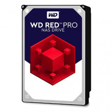 WD HDD 3.5 inch WD6003FFBX  Internal SATA 6TB Red Pro, 7200 RPM, 5 Year Limited Warranty