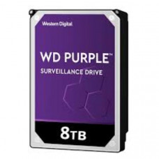 WD 3.5 inch 8TB Surveillance SATA HDD 3 Year Warranty