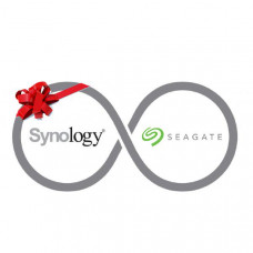 XNAS Bundle - Synology DS218J x 1 + 2 x ST2000VN004 - Bundle and Be Merry !!