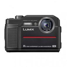 Panasonic Lumix DC-FT7 20.4 Tough Digital Camera Black