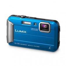 Panasonic LUMIX Digital Camera DMC-FT30 Blue