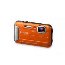 Panasonic LUMIX Digital Tough Camera DMC-FT30 Orange