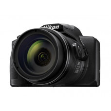 Nikon Digital Compact Camera COOLPIX B600, Black, 16MP, 60x Optical Zoom, Fixed Lens Mini HDMI