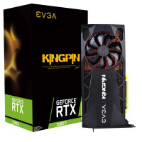 EVGA GeForce RTX 2080 Ti K|NGP|N GAMING, 11G-P4-2589-KR, 11GB GDDR6, iCX2 Technology, HYBRID Cooler, OLED Display, Metal Backplate