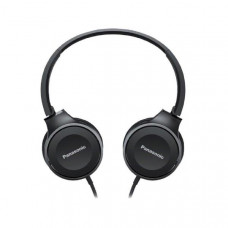 Panasonic RP-HF100 Stereo Headphones - Black