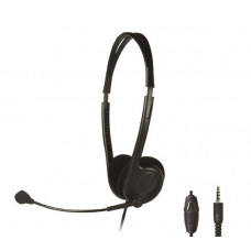 Shintaro Light Weight Headset with Boom Microphone (Single Combo 3.5mm Jack)
