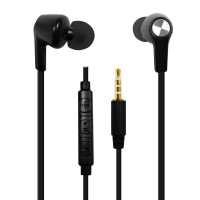 Shintaro Stereo Earphones with inline microphone
