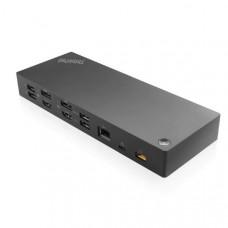 Lenovo ThinkPad Hybrid USB-C with USB-A Dock (Australian Standard Plug Type I) ** Works with all brands**