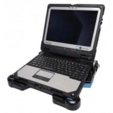 Panasonic CF-33 Laptop Model Vechicle Dock with Dual Pass Through