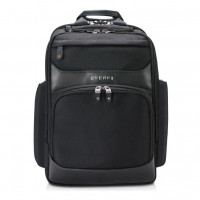 Everki Onyx Premium Travel Friendly Laptop Backpack, up to 15.6-inch