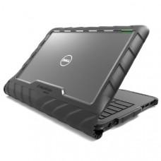 Gumdrop DropTech Dell Latitude / Chromebook 11 inch 3180 / 3190 Case - Designed for: Dell Chromebook 11 3180 / 3190 , Latitude 11 3180 / 3190 clamshell