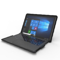 NQR EX DEMO Gumdrop DropTech Dell Latitude 7389 / 7390 2-in-1 Case - Designed for: Dell Latitude 7389 / 7390 2-in-1 13