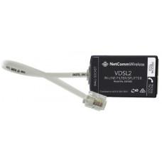 NetComm EM1690B VDSL/ADSL2+ In-Line Splitter/Filter Australian Certified used by NBN