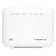 NetComm NF18ACV AC1600 WiFi VDSL/ADSL Modem Router with Voice - Gigabit WAN, 4 x Gigabit LAN, 2 x FXS Voice, 2 x USB Storage  ** NBN Compliant **