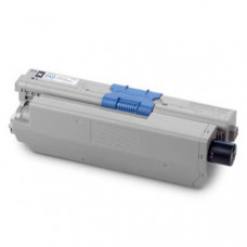 OKI Toner Cartridge Cyan for C610; 6,000 Pages @ 5% Coverage