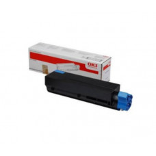 OKI Toner Cartridge Cyan for MC853; 7,300 Pages @ (ISO)