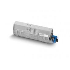 OKI Toner Cartridge For C532, MC563 & MC573 Cyan; 6,000 Pages @ (ISO)