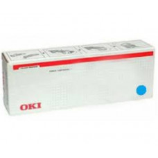 OKI Toner Cartridge Cyan for C332dn/MC363dn; 3,000 Pages @ (ISO)