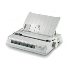 OKI ML280eco 9 Pin 80 Column Serial, Parallel & USB Dot Matrix Printer