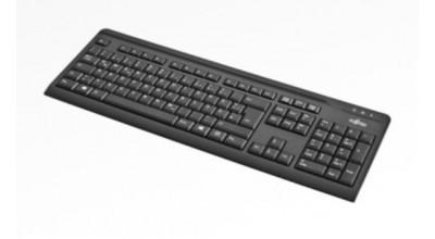 Fujitsu KB410 USB Keyboard Black