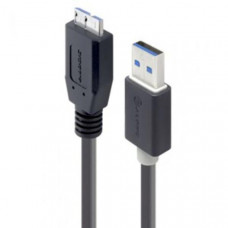 ALOGIC 2m USB 3.0 Type A to Type B Micro Cable Male to Male [USB3-02-MCAB]