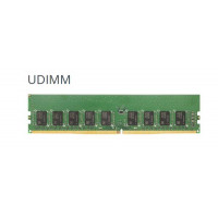 Synology RAM  D4EU01-4G DDR4 ECC Unbuffered DIMM - Stock on Hand Promo