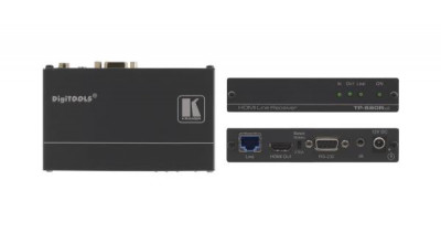 Kramer 4K60 4:2:0 HDMI HDCP 2.2 Receiver with RS-232 & IR over Extended-Reach HDBaseT (HDMI Extenders)