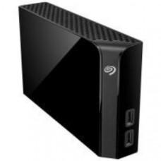 Seagate External 8TB Backup Plus Desk Hub , Black, 3 year Warranty - Integrated USB 3.0 HUB