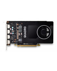 Leadtek Quadro P2200 Work Station Graphics Card PCIE 5GB DDR5, 4H(DP), Single Slot, 1x Fan, ATX (Software disc not included)