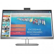 HP E243D 23.8 inch IPS Docking Monitor, 16:9, 1920x1080, HDMI+VGA+USB-C, Tilt, Swivel, Pivot, Height, Webcam 3 Yrs