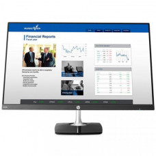 HP N240h 23.8-inch Monitor  - 16:9, 250N, 1920X1080, 5MS, VGA, HDMI, Tilt / Hieght Adjustable, 3 Year