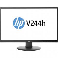 HP V244H -W1Y58AA- 23.8 inch FHD 7ms 60Hz VGA/DVI-D/HDMI VESA/3 years