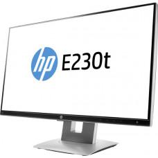 HP EliteDisplay E230T -W2Z50AA- 23 inch FHD Touch 5ms 60Hz VGA/HDMI/DisplayPort/Pivot/VESA