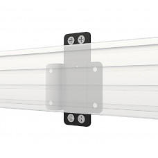 Atdec ADM-WF2 - Rail to Wall Attachment Fixture