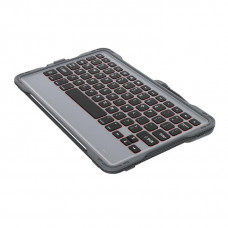 Brenthaven Edge Rugged iPad Keyboard - Designed for iPad with lightning connection