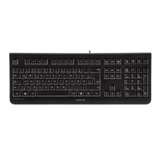 Cherry KC 1000 Quiet all rounder keyboard, USB, Black (JK-0800) - Standard QWERTY Layout (pic differs)