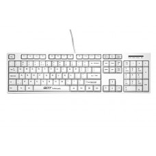 GETT CleanType - Antibacterial Keyboard (IP68 Rated / Clean Mode Setting)