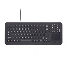iKey SB-97-TP SkinnyBoard Rugged Sealed Keyboard with Touchpad
