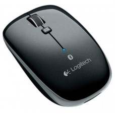 Logitech Wireless Bluetooth Mouse M557, Black, Left/Right Handed (Powered by 2xAA)