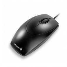 Cherry Optical Corded Mouse USB/ PSU Combo  Black