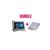 Panasonic Toughpad FZ-G1 (10.1 inch) Mk5 with 2nd USB bundled with large battery 15FZ-VZSU88U