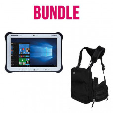 Panasonic Toughpad FZ-G1 (10.1 inch) Mk5 with FLIR Thermal Camera & Bonus Tablet Ex Gear Vest