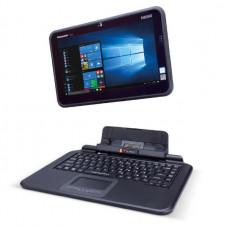 (EX DEMO) Panasonic Toughpad FZ-Q2 (12.5 inch Semi-Rugged Tablet) Mk1 - 4GB Ram, 128GB SSD with detachable keyboard