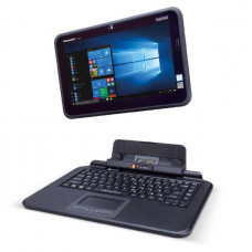 (EX DEMO) Panasonic Toughpad FZ-Q2 (12.5 inch Semi-Rugged Tablet) Mk1 - 8GB Ram, 128GB SSD & 4G with detachable keyboard and rotating Hand strap