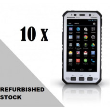 (REFURB) 10x Panasonic Toughpad FZ-X1 (5 inch) Mk1 with 4G, 12 Point Satellite GPS, Barcode (30 Day Warranty / NO BATTERY WARRANTY / Loose Box Packaging)
