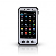 Panasonic Toughpad FZ-X1 (5 inch) Mk1 with 4G, 12 Point Satellite GPS, Barcode Reader bundled with Holster and Hand Strap