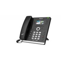 HTEK UC923 Gigabit Color IP Phone Up to 8 Sip Accounts + PSU + Wall Mount