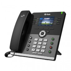 HTEK UC924 Gigabit Color IP Phone Up to 12 Sip Accounts