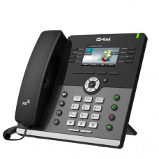 HTEK UC924E Gigabit Color IP Phone with Bluetooth and WiFi Up to 12 Sip Accounts