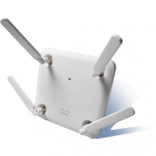 Cisco Aironet 1852 Indoor Access Point with external antenna points, Dual-band 802.11ac Wave 2